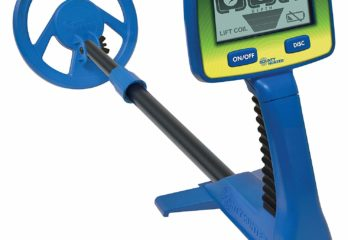 Bounty Hunter Junior T.I.D. Metal Detector Review
