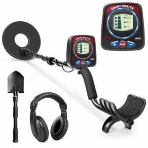 URCERI GC-1069 Metal Detector Review
