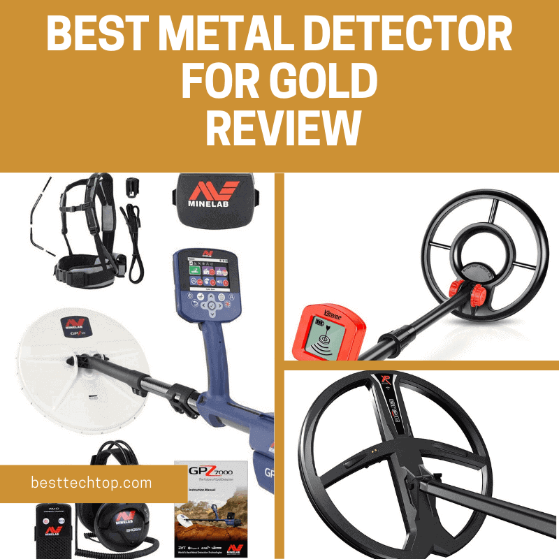 Best Metal Detector for Gold 2020