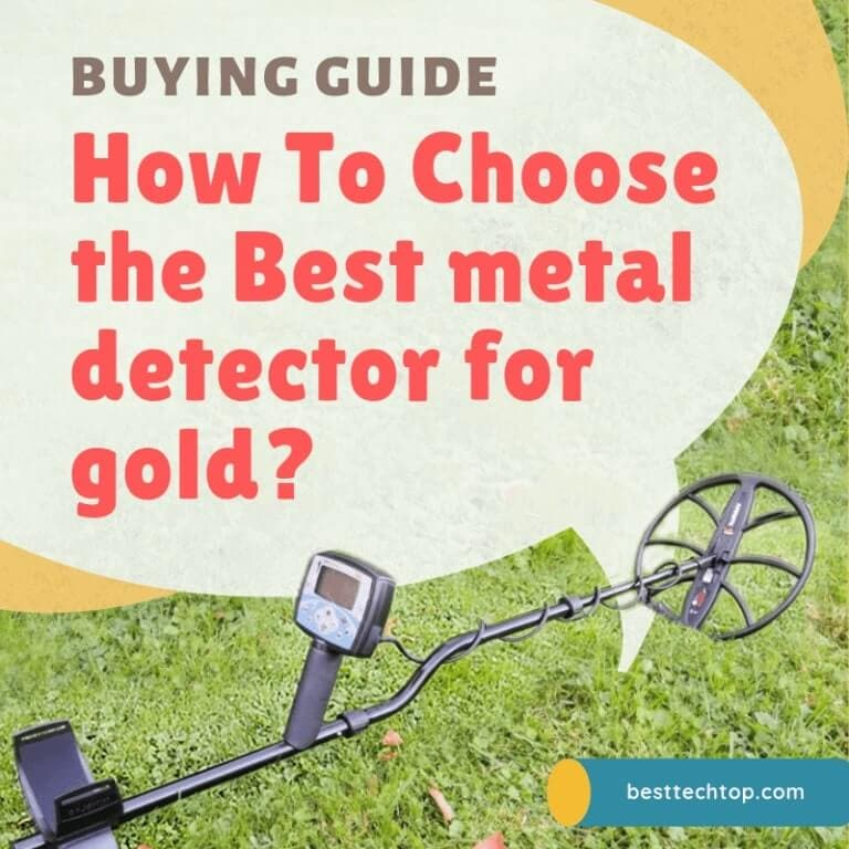 How To Choose the Best Metal Detector for Gold