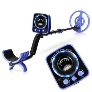 INTEY Metal Detector Review