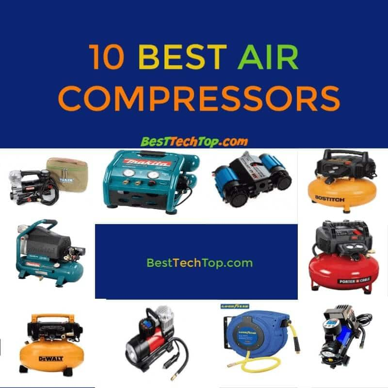 The 10 Best Air Compressors In 2019 Review Amp Buying Guide