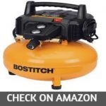 Bostitch BTFP02012 Oil-Free Compressor 2019
