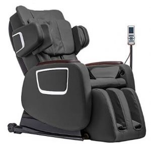 Full Body Zero Gravity Shiatsu Massage Chair Recliner review 2019
