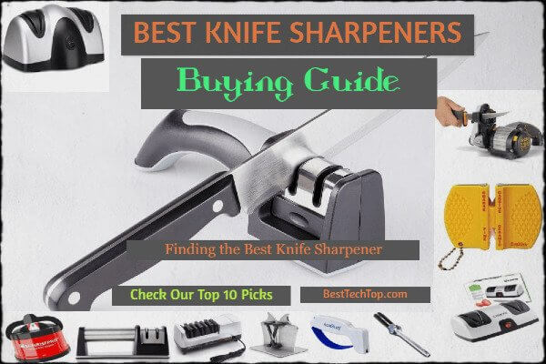 top 10 Best Knife Sharpener Buying Guide 2019