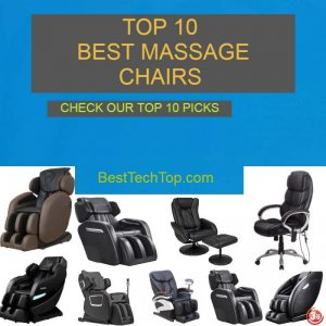 top 10 Best Massage Chairs 2019