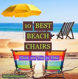 10 Best Beach Chairs 2019