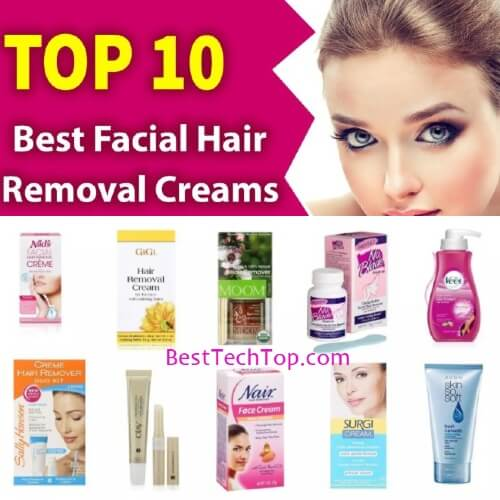 Best Facial Hair Removing Cream 2019