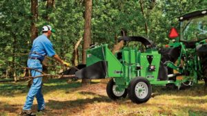 How Much Does It Cost to Rent a Wood Chipper